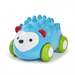 Skip Hop Explore and More Pull-and-Go Toy Car, Hedgehog