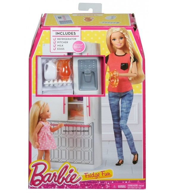 Barbie Story Starter Fridge Fun Set