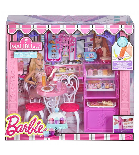 Barbie Malibu Avenue Café