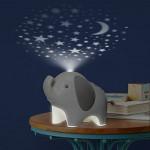 Skip Hop Moonlight & Melodies Nightlight Soother - Elephant