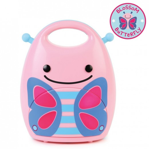 Skip Hop Zoo Take-Along Nightlight, Butterfly