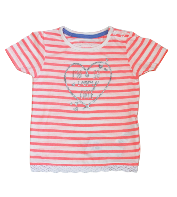 Primark I'm So Very Cute T-Shirt 0-3 Months & 3-6 months & 9-12 Months
