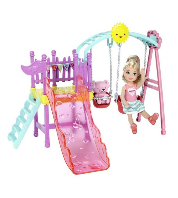 Barbie Club Chelsea Swing Set