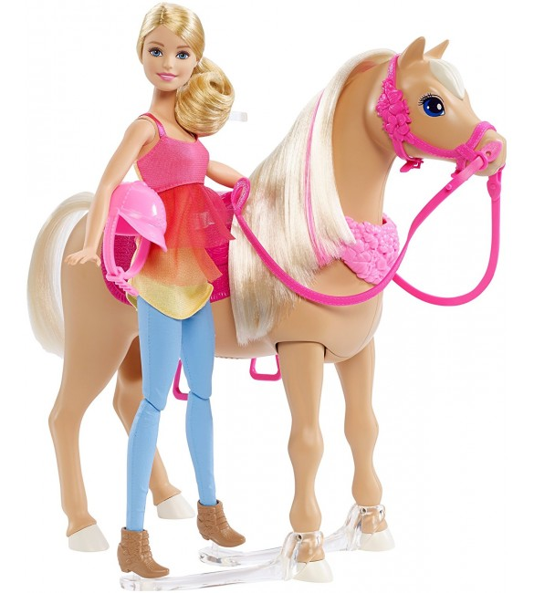 Barbie Dancing Fun Horse