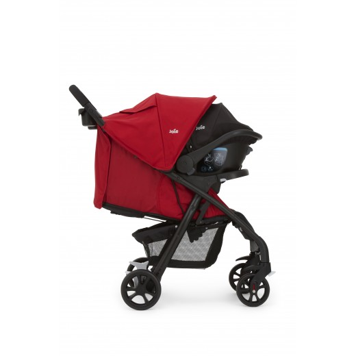 Joie Muze Travel System- Cherry
