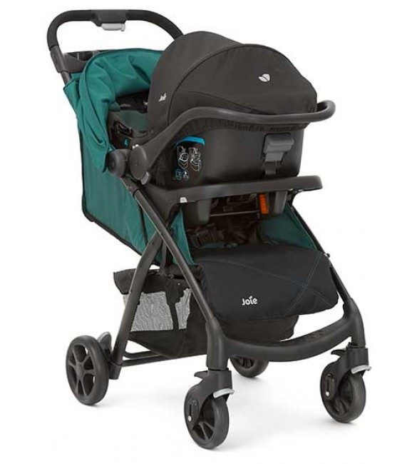 Joie Muze Travel System-Juniper