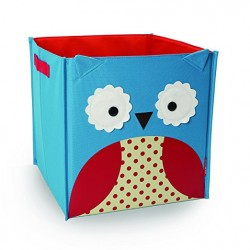 Skip Hop Zoo Large Storage Bin, Owl