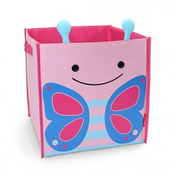 Skip Hop Zoo Large Storage Bin, Butterfly