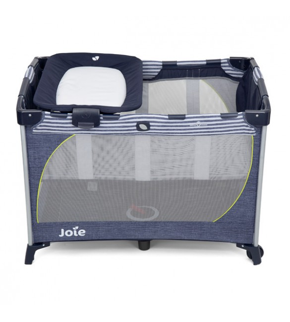Joie Commuter Playard-denim