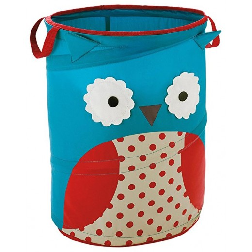 Skip Hop Zoo Pop-Up Hamper, Otis Owl