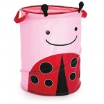 Skip Hop Zoo Pop-Up Hamper, - Ladybug