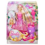 Barbie Endless Hair Kingdom Snap 'n Style Princess Doll