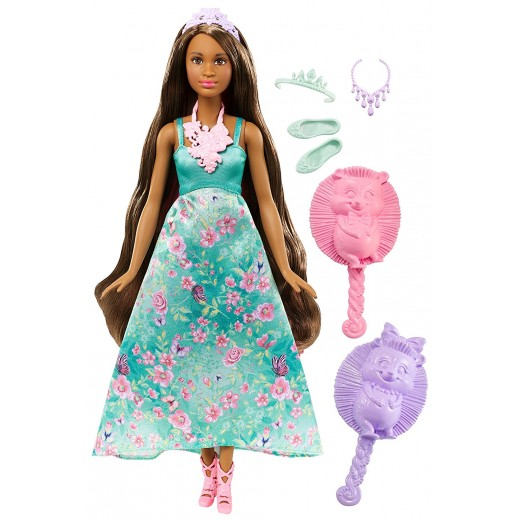 Barbie Endless Hair Kingdom Snap 'n Style Princess Doll