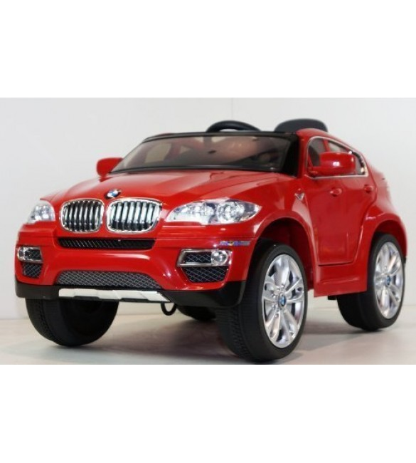 Children Ride on Electric Car Red BMW