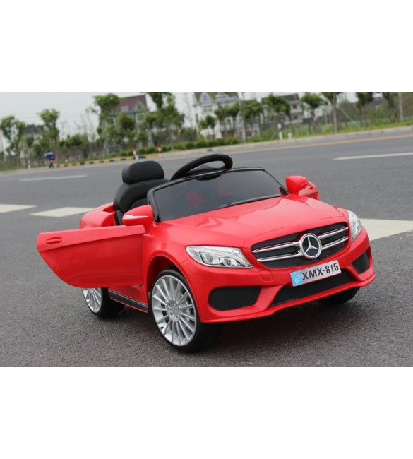 Children Ride on Electric Mercedes - RED
