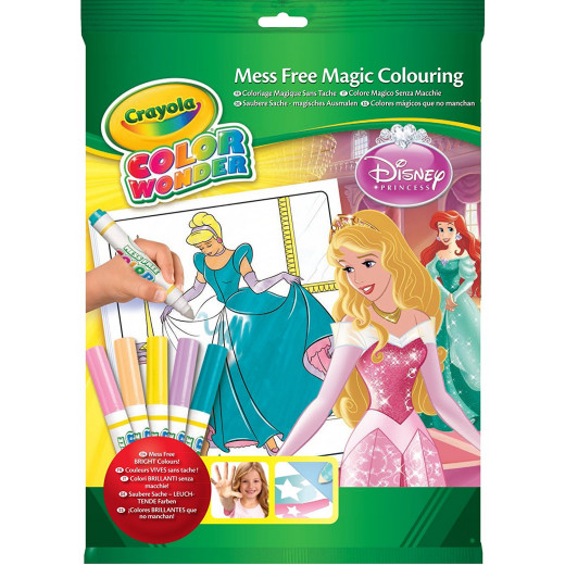 Crayola Color Wonder Princess