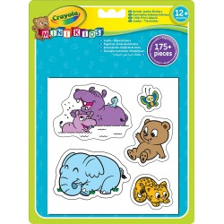 Crayola Jumbo Animal Stickers