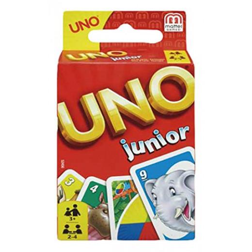 Uno Junior Card Game