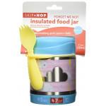 Skip Hop Insulated Food Jar - Clouds