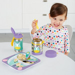 Skip Hop Insulated Food Jar - Unicorn