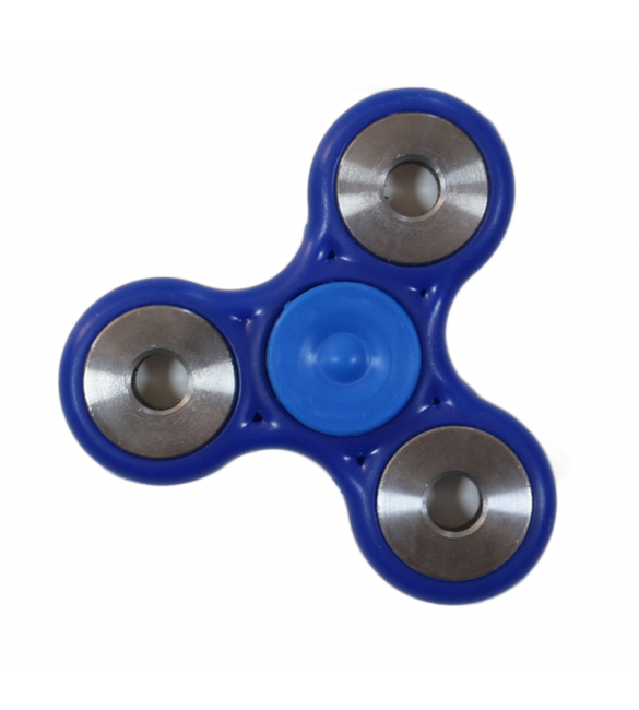 Hand Finger Spinner -Navy Blue