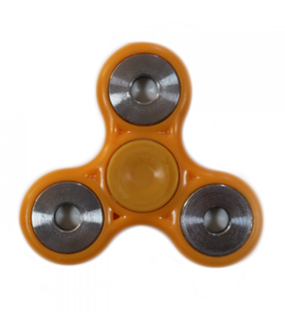 Hand Finger Spinner -Orange
