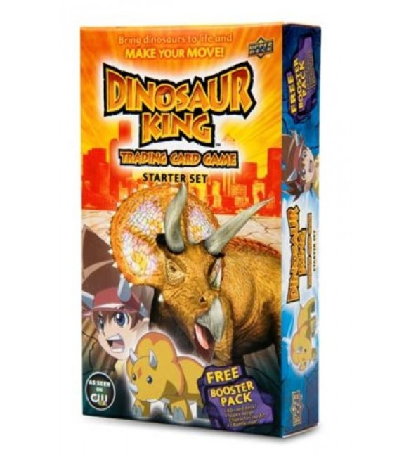Upper Deck Dinosaur King TCG - Starter Deck
