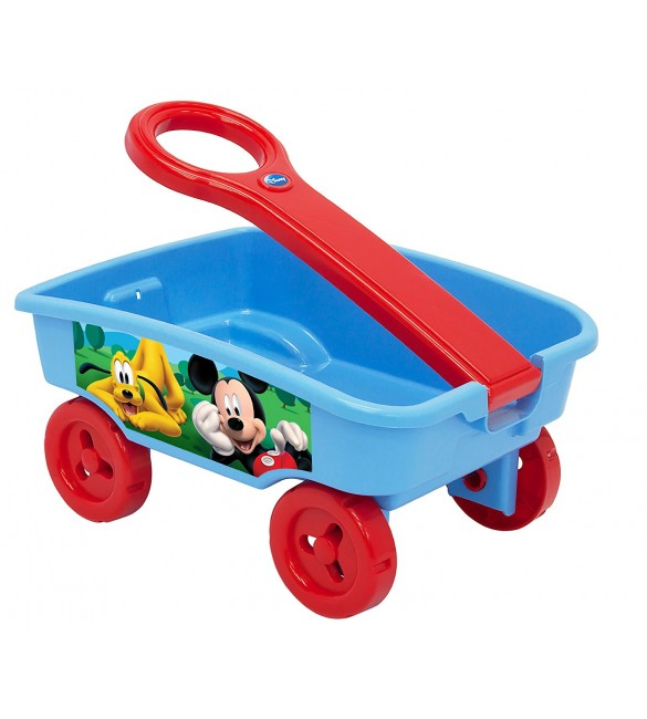 Disney Mickey Mouse Club House Exploring Friends Wagon
