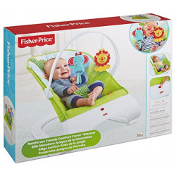 Fisher Price New Fashion Bouncer Rainforest Friends