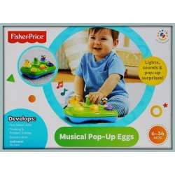 Lego Musical Pop-Up Eggs