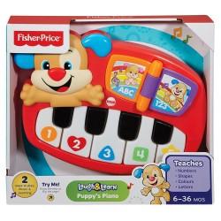 Fisher-Price Puppy's Piano