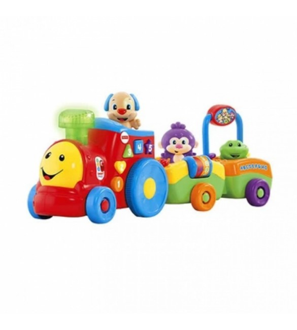 Fisher-Price Laugh & Learn Puppy Smart Stages Train