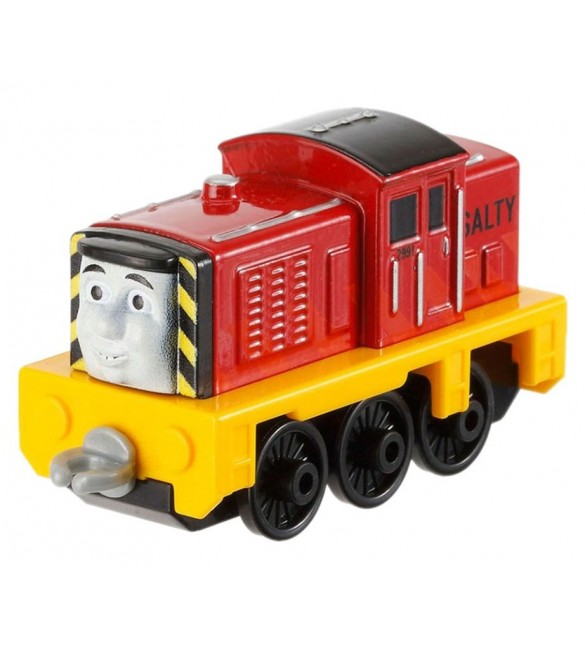 Fisher Price Thomas & Friends Railway Salty Small Engine