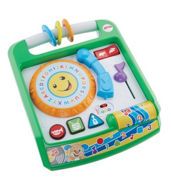 Fisher Price - Laugh & Learn Remix Record Player