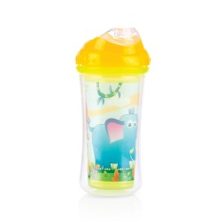 Nuby Insulated No-spill Clik-It Cool Sipper - 9 oz