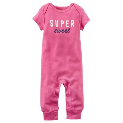 Carter's Super Sweet Jumpsuit