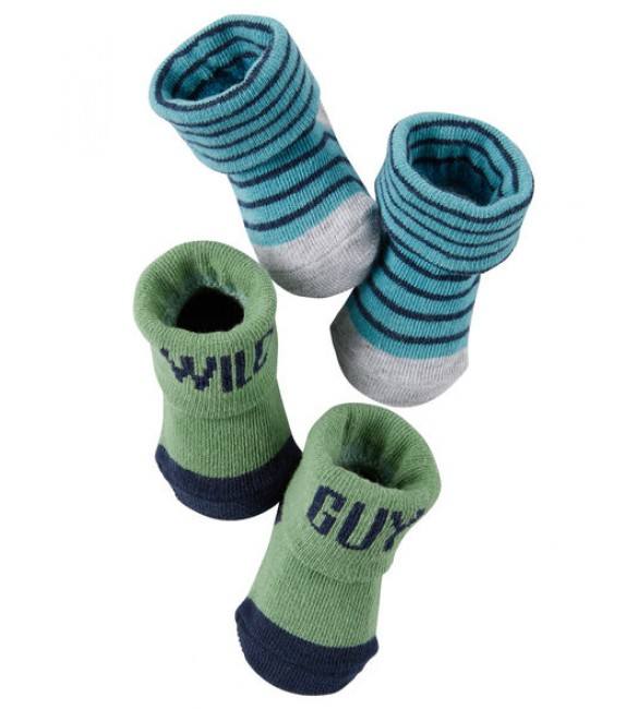 2-Pack Keepsake Booties
