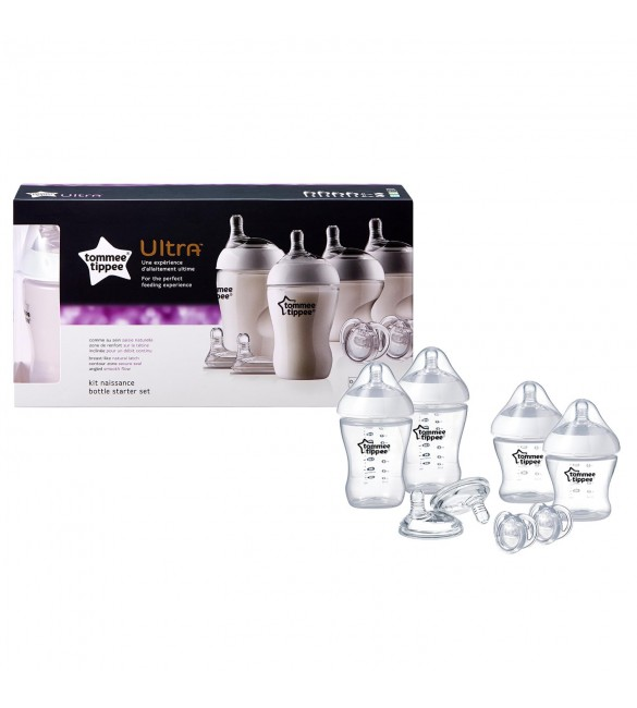 Tommee Tippee Ultra Bottle Starter Kit