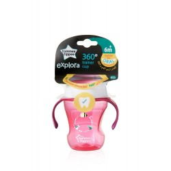 Tommee Tippee Explora 360 Trainer Cup 230ml (Available in 2 Colors)