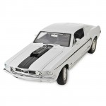 1968 FORD MUSTANG CJ COBRA JET WHITE