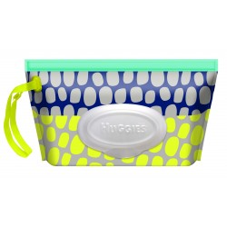 Huggies Wipes Gaga Pouch 40 - Polka Dota