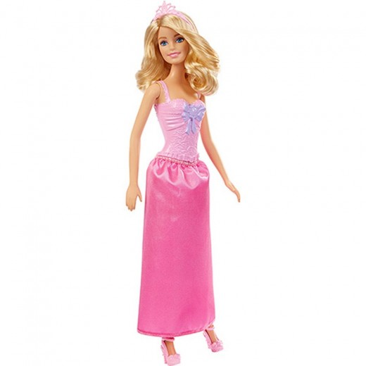 Barbie Basic Princess / Pink