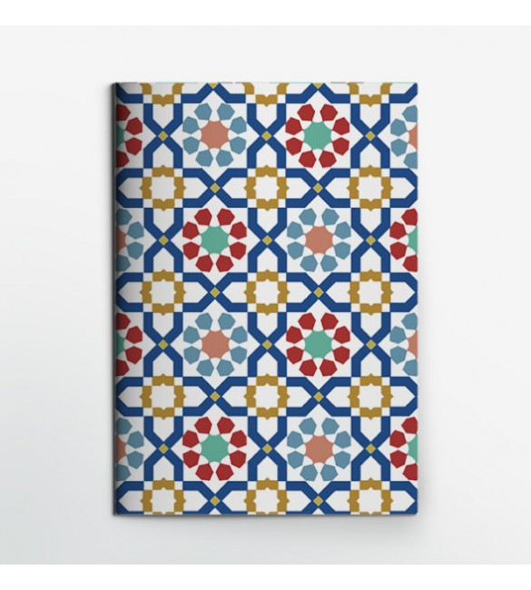 Moroccan Tradition Notebook