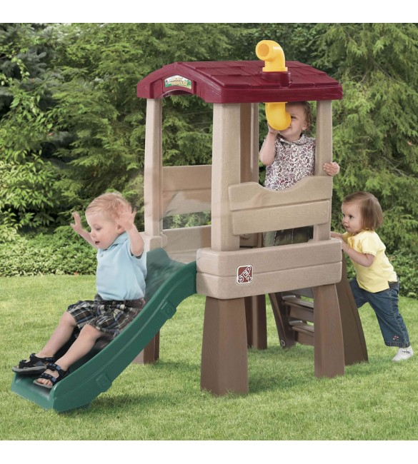 Step 2 Naturally Playful Lookout Treehouse