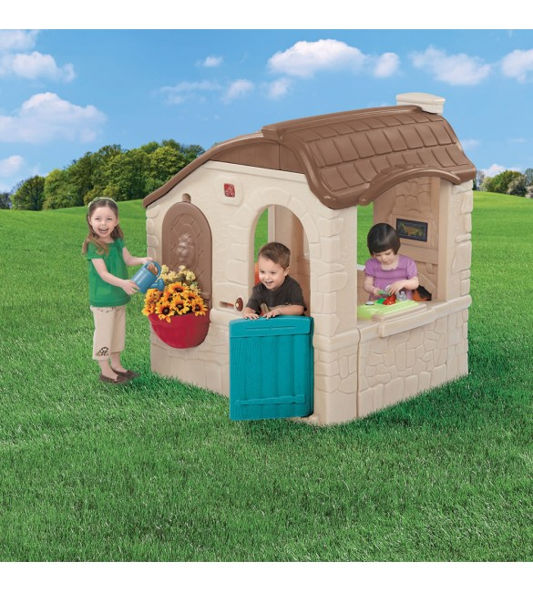 Step 2 Naturally Playful Countryside Cottage