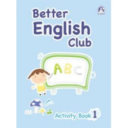 Better English Club Activity Book 01 book