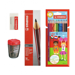 Back to School Stationery Package
