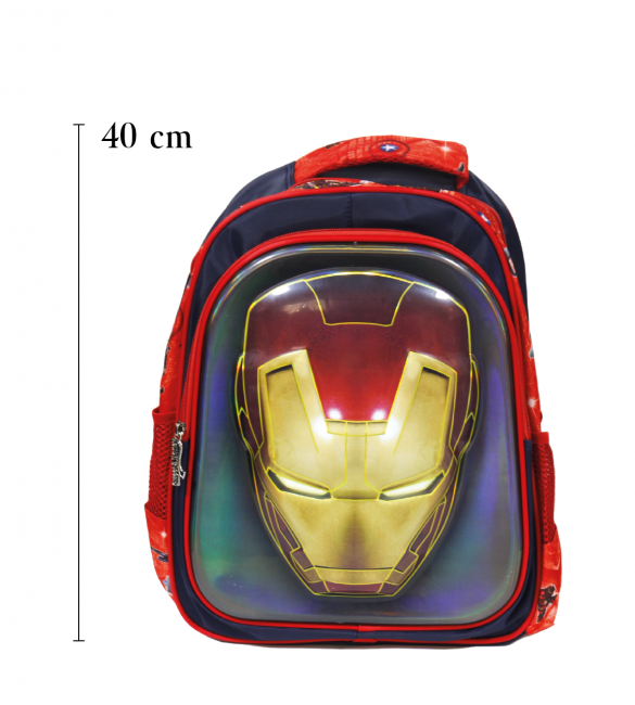 Iron Man BackPack 3D