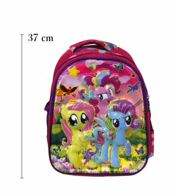 My Little Pony BackPack 3D