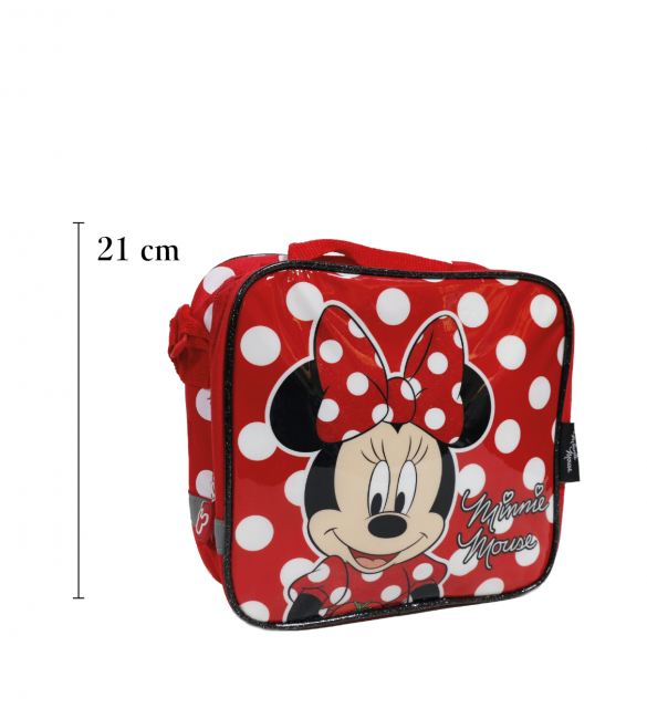 Minnie Mouse Lunch Bag 21 cm